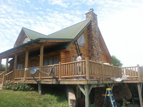 How To Properly Restore Your Log Houses?