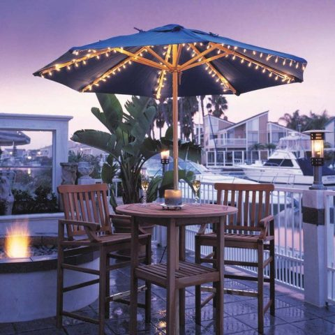 Why You Should Buy Solar Patio Umbrellas?