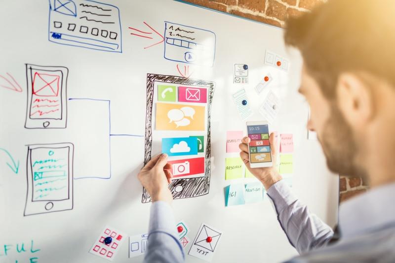 Best Mobile Application UI Designs In 2018