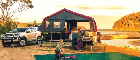 5 Truths and Myths About Camping