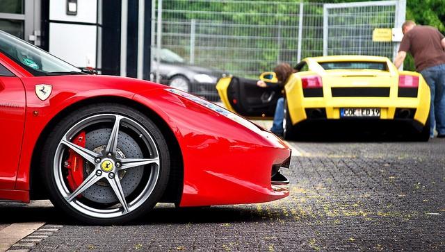 Fast and Stylish: 5 Most Beautiful Italian Sports Cars