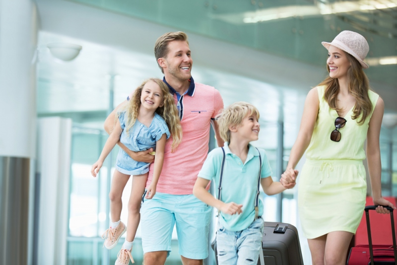 How to Have the Best Time Traveling with the Kids