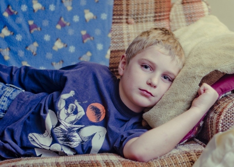 How To Help A Child Unwind & Relax After A Stressful Day