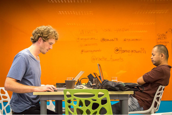 The Advantages Of Coworking In 2018