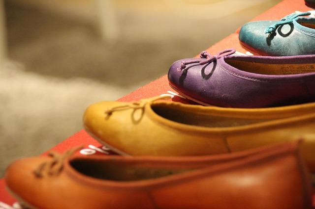 Ballerinas shoes